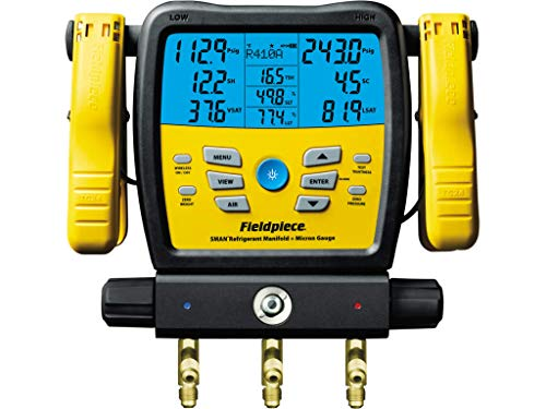 fieldpiece digital manifold - 2