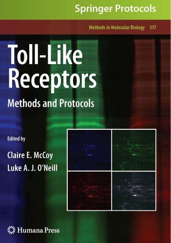 Toll Like Receptors  Methods And Protocols  Methods In Molecular Biology