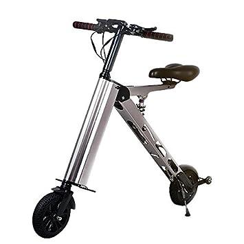 TopMate Eléctrico vehículo Mini Moda de Bicicletas y electrónica Inteligente de Movilidad eléctrica Plegable Bicicleta eléctrica