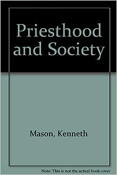 Book Priesthood and Society