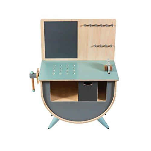 Sebra Werkbank für Kinder, aus Holz :: BYE.BYE.plastik