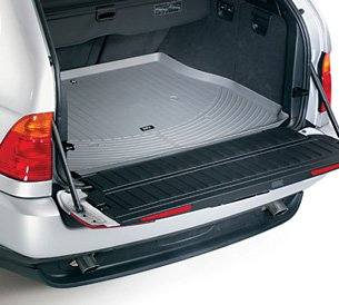 BMW X5 E53 All Weather Cargo Liner-Black