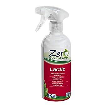 Sutter Lactic - Limpiador desinfectante ecológico con ácido ...