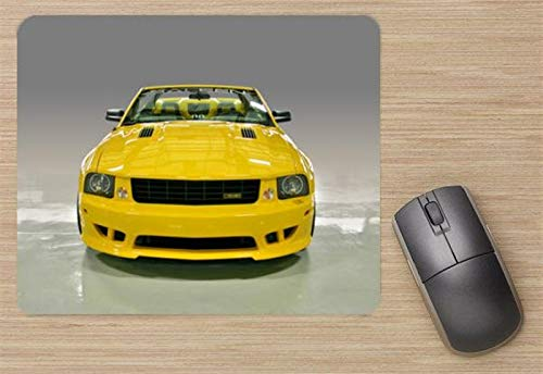 Saleen Ford Mustang S281 Speedster 2006 Mouse Pad, Printed Mousepad