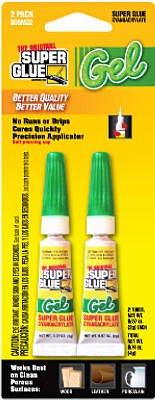 Super Glue Co. Gel Glue 2pack by Super Glue Corp/Pacer Tech (Image #1)