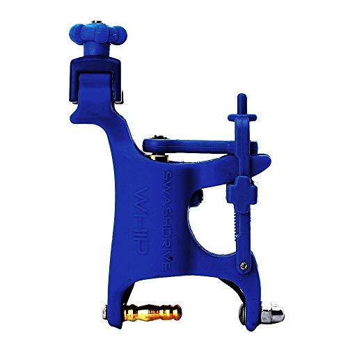 SUPPION Butterfly Rotary Tattoo Machine for Shader Tattoo Machine Makeup Tool (Blue) (Swashdrive Tattoo Machine)