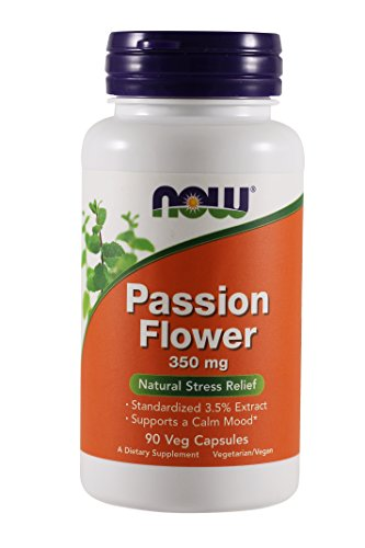 Passion Flower Extract 350 mg 90 VegiCaps (Pack of 2)