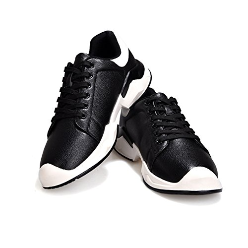40 Size Fashion Running Athletic Color HUAN Shoes Youth Leather Casual Spring Fall Breathable Shoes Shoes C Men's Sneakers xaHqSwT