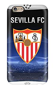 First-class Case Cover For Iphone 6 Dual Protection Cover Sevilla Fc Logo