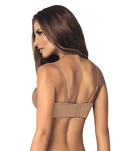 80d76edb33 Vanessa Lingerie Strapless Bra by Removable   Adjustable Straps – Women s  Bra
