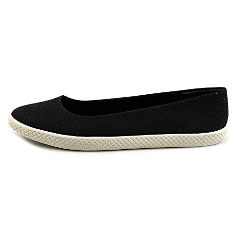 Style & Co. Womens Skimmi Spiss Tå Loafers Svart