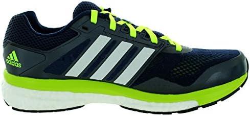 Zapatillas de correr, para hombre, Adidas Supernova Glide Boost 7, color Gris, talla 45,5 EU(M): Amazon.es: Zapatos y complementos