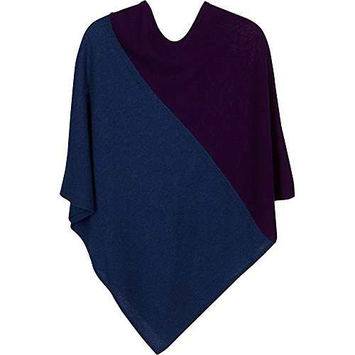 kinross-cashmere-colorblock-poncho-one-size-moonlight-wild-violet