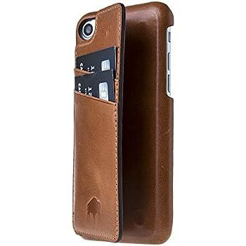 Amazon Com Burkley Case Detachable Leather Wallet Case