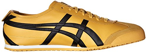 66 Asics Mexico Onitsuka Black Tiger Schuhe Yellow Herren SxqS6wP
