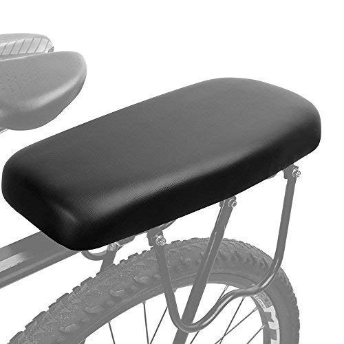 ALIXIN-10028 Bike Parts Accessories Seats Mountain Bicycle Rear Seat Cushion Thicker Seat Rear Seat.Children Back Seat,Safety Kids Bicycle Rear Seat for Outdoor.(Dual Use Adults and Children): Amazon.co.uk: Sports & Outdoors