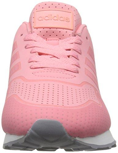 Adidas Unisex Adulto-10k W Scarpe Da Tennis Casuali Varios Colores (rosa (rosray / Rosray / Ftwbla))