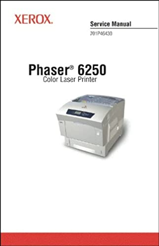 xerox phaser 6250 printer service manual 474 pages xerox amazon rh amazon com xerox phaser 6250 service manual xerox phaser 6250 service manual