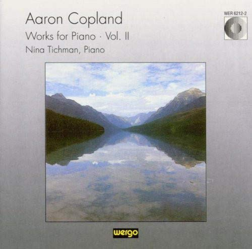 Copland: Works for Year-end annual account Ranking TOP13 II Vol. Piano