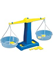 "Delta Education 025-2605 Primary Pan Balance, 24.4"" x 13"" Size, Grades K-6"