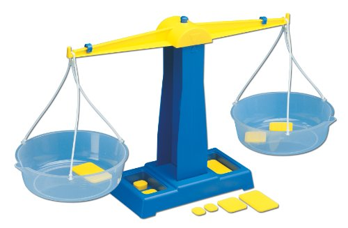 Delta Education 025-2605 Primary Pan Balance, 24.4