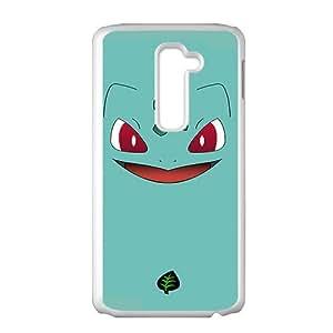 JIUJIU Bulbasaur Cell Phone Case for LG G2
