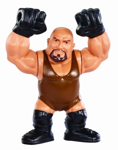 Any Questions Animation WWE Slam City Big Show...