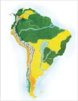 Biomes Of North America Map.South America Waseca Biomes 9781540507969 Amazon Com Books