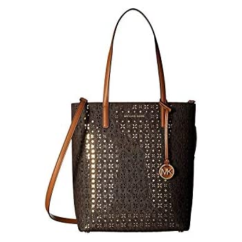 9e733d1d240c Amazon.com  MICHAEL Michael Kors Womens Hayley Leather Convertible ...