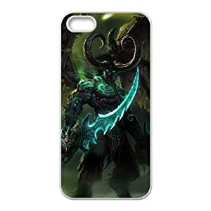 World of Warcraft iPhone 4 4s Cell Phone Case White UI8311846