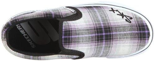 Bkpr Para Niño Zapatillas Negro Woody Tela Skechers Tossers De 998020l q0nnftAS