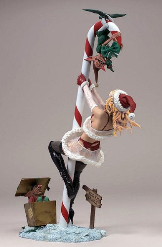 Mcfarlane Toys Twisted Christmas Exclusive Action Figure Mrs