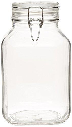 3 quart glass jar - 2