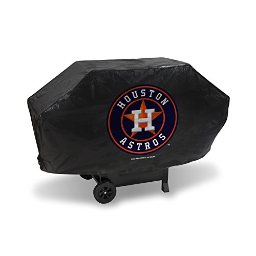 (MLB Deluxe Grill Cover MLB Team: Houston Astros)