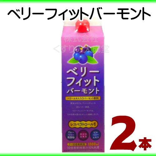 ベリーフィットバーモント 2本 日新薬品 ベリーフィット バーモント 7‐10倍希釈 B074CCZCJQ