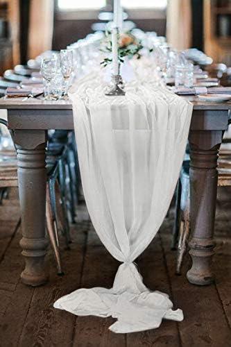 B COOL Chiffon Overlay Romantic Decorations product image