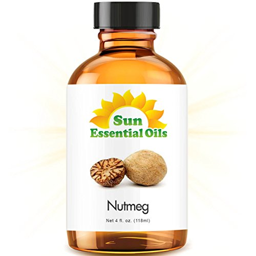 Nutmeg (Large 4 ounce) Best Essential Oil