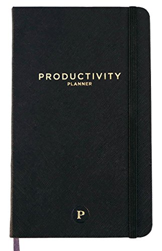 Productivity Planner - Daily Planner - Non Dated 5 x 8