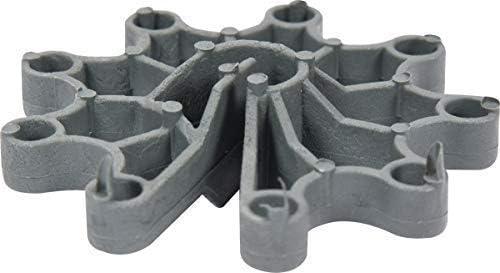 Betonstahl /Ø 20 mm Alle L/ängen Durchmesser Bewehrungsstahl Torstahl Moniereisen Baustahl 20 mm in 2,0 Meter