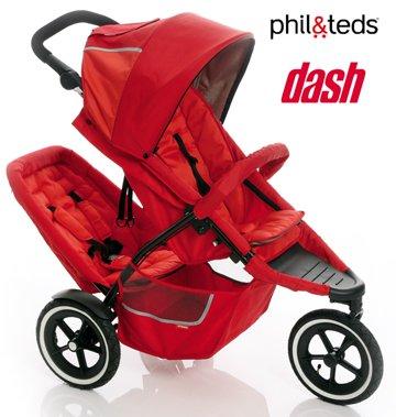 Amazon.com: Phil & Teds Dash Buggy solo con última ...