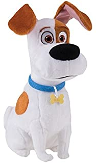 The Secret Life of Pets Movie Collectible Plush Buddy Max by Illumination Entertainment