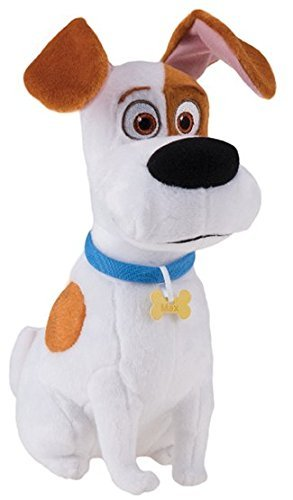 (The Secret Life of Pets Movie Collectible Plush Buddy Max by Illumination Entertainment)