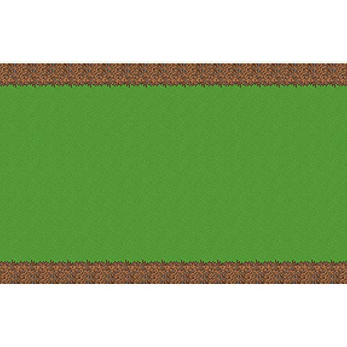 Unique Minecraft Party Plastic Table Cover, 54