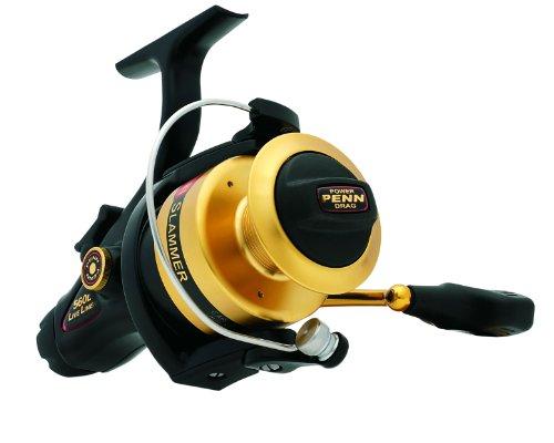 Penn Gold Label Series Slammer Spinning Reel (300-Yard, 20-Pound) For Sale