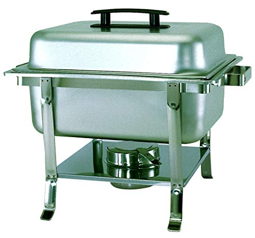 Update International  CC-9P Half Size Chafer W/Welded Leg by Update International