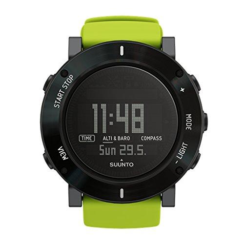 930ee8e39f3 Amazon.com  Suunto Core Coral Crush Unisex Watch SS020692000  Suunto   Watches