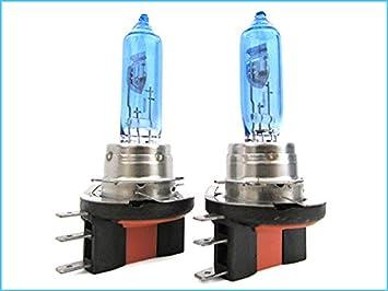 Lampe H15 12v 55 15w Mit Wirkung Xenon Weiß 5000k Pgj23t 1 Lichter Diurne Golf 6 Vi Küche Haushalt