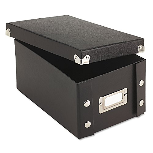 IDESNS01577 UNITED STATIONERS (OP) FILE,INDEX BX,4X6,BK (Box Ideastream File Collapsible)