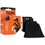 KT TAPE PRO Elastic Kinesiology Therapeutic Tape, 20...