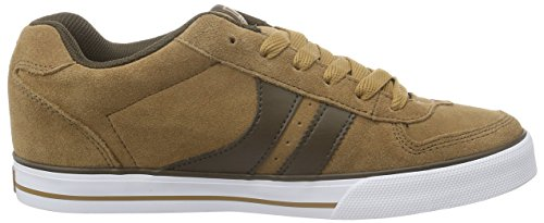 Beige Brown EU Top Encore Tan 2 Low Herren 42 Schwarz Globe wvI08x